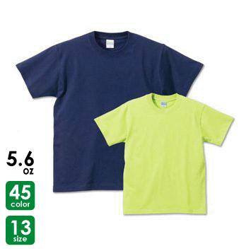 5.6オンス Tシャツ