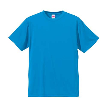 4.7オンス ドライシルキータッチTシャツ(ローブリード)