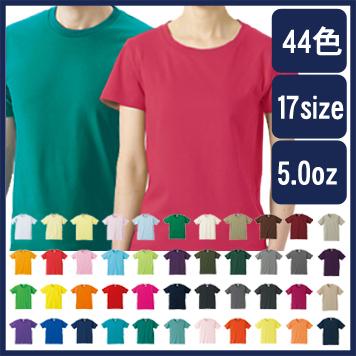 5.0オンス Tシャツ