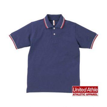 7.6オンスラインポロシャツ